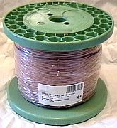 Litzen ein-/zweiadrig PVC, Sil., PTFE|Silikonlitze Großgebinde0