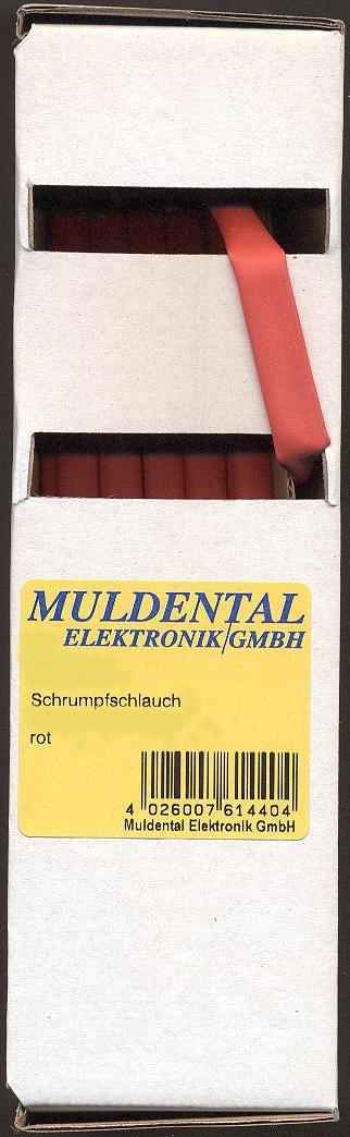 Schrumpfschlauch, polyolefin|2:1 Boxen1