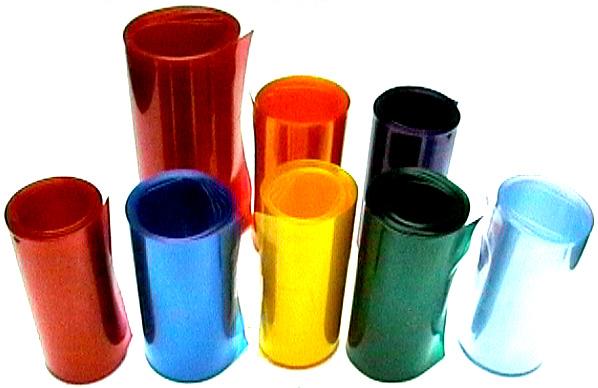 Schrumpfschlauch, PVC 1-m-Stücke1